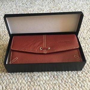 Arbonne Genuine leather wallet